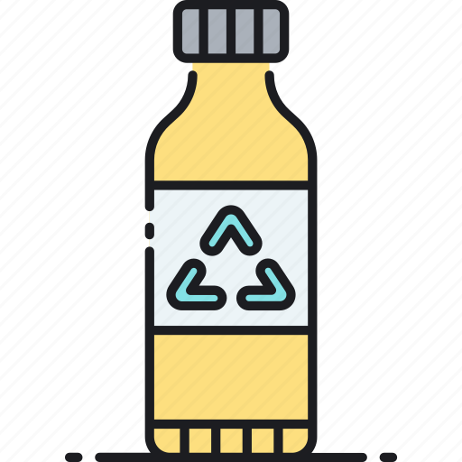 bottle, recycle, recycling icon