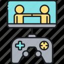 controller, gamepad, gaming, video, video gaming