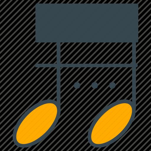 entertainment, hobby, listen, music, sound icon