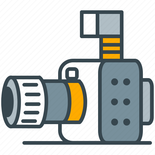 Camera, hobby, photo, photography, picture icon - Download on Iconfinder