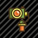 gimbal, selfie stick, video logging, vlog