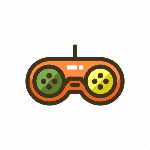 controller, game, game controller, gamepad, video game, video gaming icon