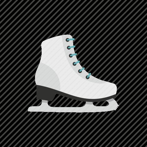 activity, athlete, athletic, blade, boot, hockey, skates icon
