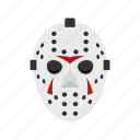blog, circle, colorful, competition, competitive, hockey, mask icon