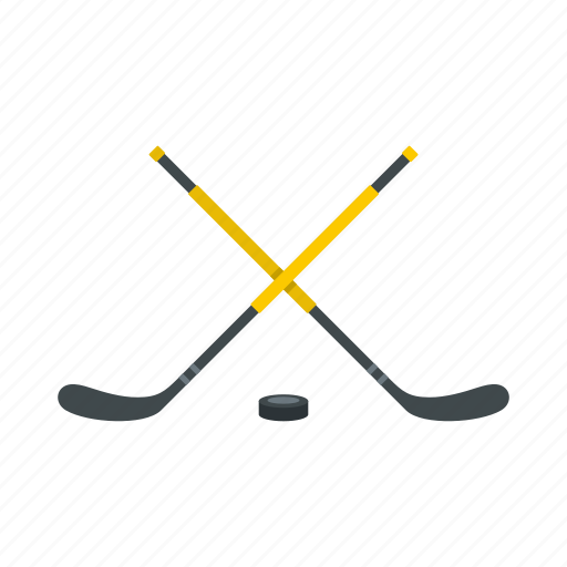 action, activity, amusement, arena, hockey, puck, sticks icon