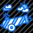 cannon, gun, military, weapon icon