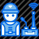 communication, military, person, signal, wireless