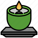 candle, candlestick, candles, flame, celebration