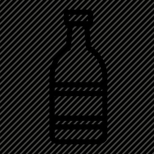 bottle, drink, summer icon