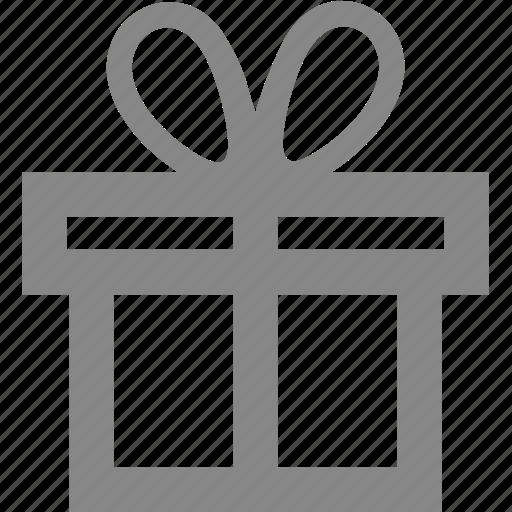 celebration, christmas, gift, surprise icon