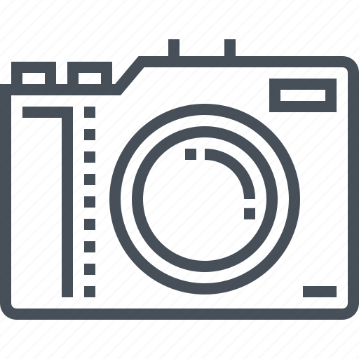 camera, design, holiday, illustration, photography, turist icon