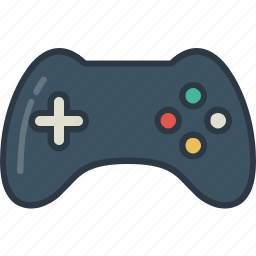 computer, gadget, game, gamecontroller icon