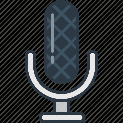 karaoke, music, record, recorder icon