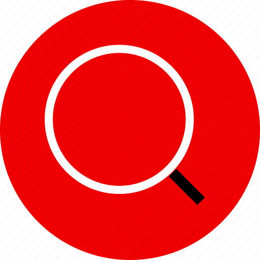 find, look, search icon