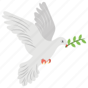 international peace day, olive branch, peace dove, peace symbol, world peace icon