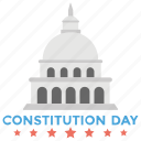 americans national, citizenship day, constitution day, green card, official celebration icon
