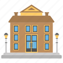 celebrate holiday, library building, library staff, national library day, workers day icon