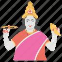 ekadasi, hindu festival, monthly, partial fast, spiritual day icon