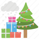 after christmas, boxing day, christmastide, day, twenty six december icon