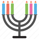 chanukah, hanukkah, holiday, israel, judaism icon