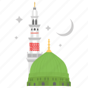 hazrat muhammad, last prophet, muslims celebration, partial holiday, prophet's birthday, twelfth rabiulawal, universal event icon