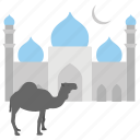 eid e qurban, eid ul adha, hajj, pilgrimage, sacrifice feast icon