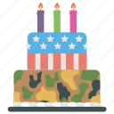 american army, anniversary, army birthday, june sixteen, us soldiers icon