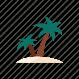 2, beach icon