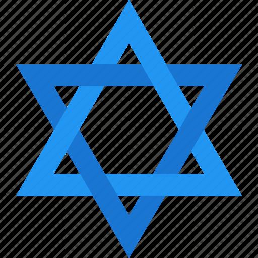 christmas, david, hanukkah, holiday, jewish, star, xmas icon
