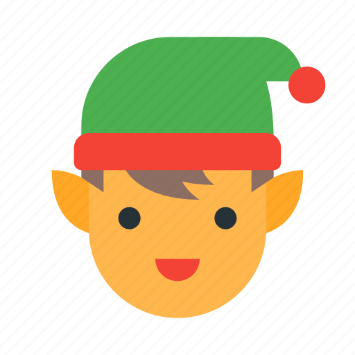 celebration, christmas, decoration, elf, elves, holiday, xmas icon