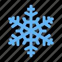 snowflake, winter, snow, christmas, decoration, holiday, xmas