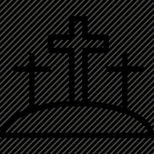 blind, christ, crucifixion, inlove, love, sacrifice icon