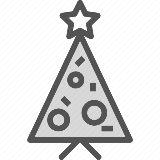 christmas, christmastree, decor, globe icon