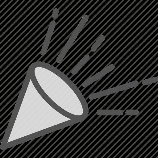 horn, sound, warn icon