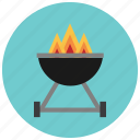 get-together, occasions, holidays, flame, outdoors, barbecue
