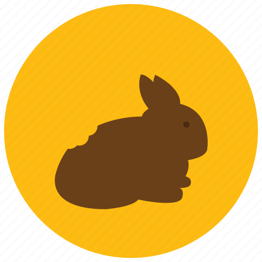 bunny, celebration, chocolate, easter, holidays, occasions icon