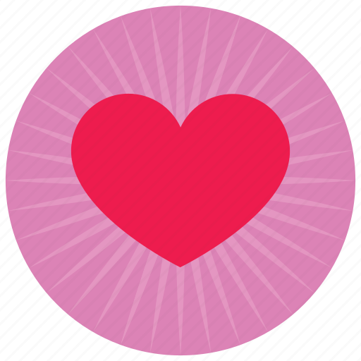 heart, holidays, love, occasions, romance icon