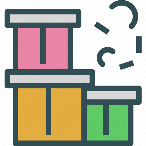 boxes, christmas, gifts, share, shoebox icon