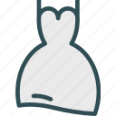 bound, dress, family, groom, husband, wedding, wife icon