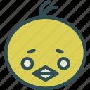 avatar, chicken, face, meat