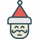 beard, elf, gifts, midget, presents, santaclause icon