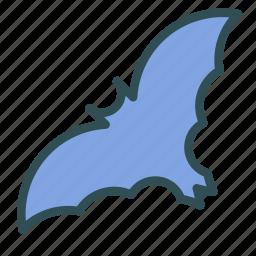 animal, avatar, bat, figure, haloween icon