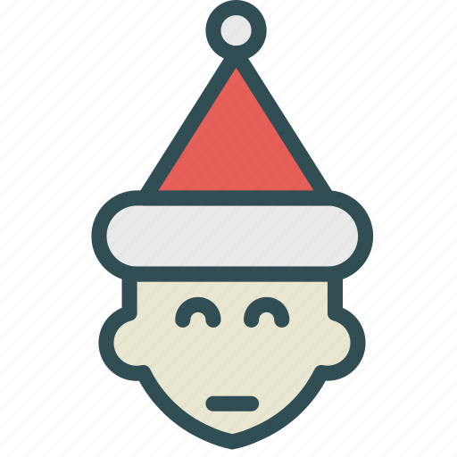 christmas, claus, happy, holiday, santa, xmas icon