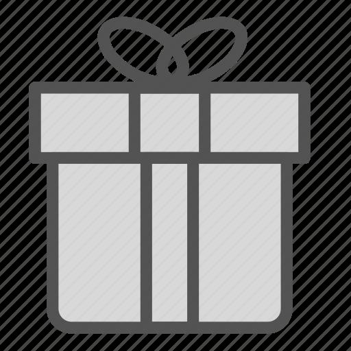 christmas, gift, present, santa, xmas icon