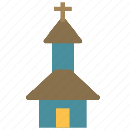christian, church, cross, religion icon