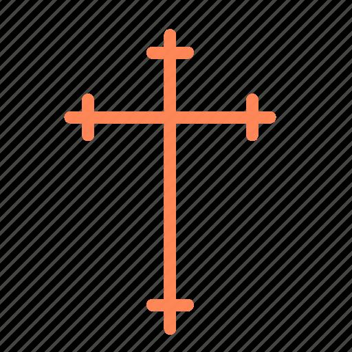 byzantine, christian, cross, crucifixion, religionl icon