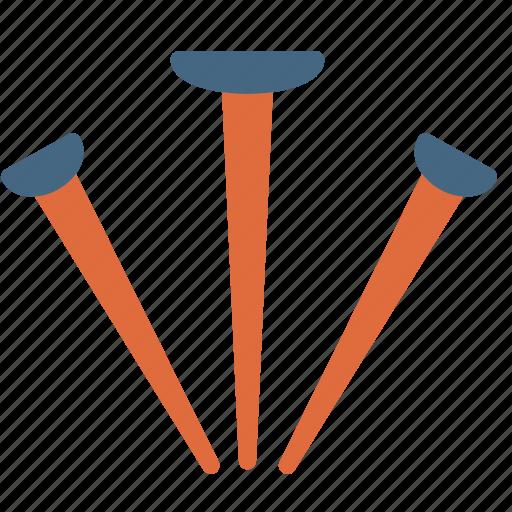 equipment, nail, tool icon