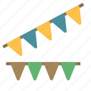 celebration, decoration, party icon