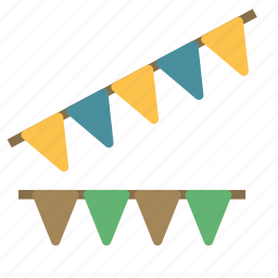celebration, decoration, party icon