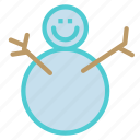 christmas, figure, happy, snowman, winter, xmas icon